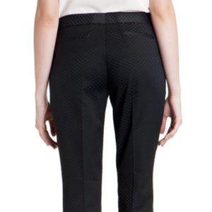 Ted Baker cropped black pants